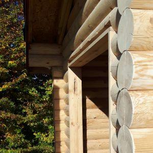 Продукти за дървени сглобяеми къщи