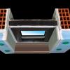 ArmaForm® GR200 профили за направата на топлоизолационна рамка в отвора на зида