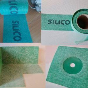 SILICORNER хидроизолационна лента за бани и тераси, ъгли и маншони